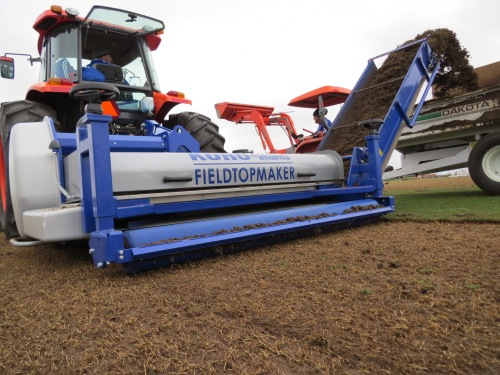 Universe® Koro Field Topmaker Rotor Makes It's World Debut