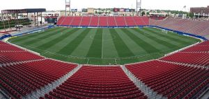 May 8: FC Dallas Match