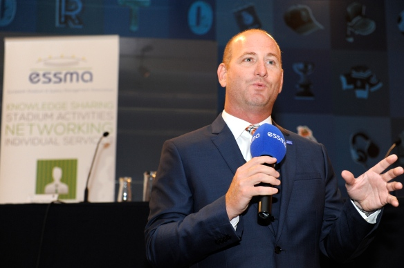 ESSMA Head Grounds Manager Seminar Keynote