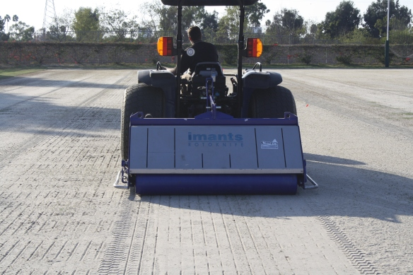 Imants RotoKnife Slicing Profile to Incorporate Sand
